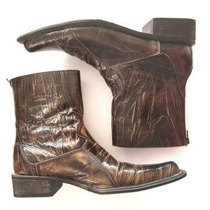 Steve Madden Men's Matayo Boots brown 10.5